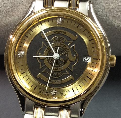 W1502 4 Ribbon Scramble Watch (Price w/ Rosettes)