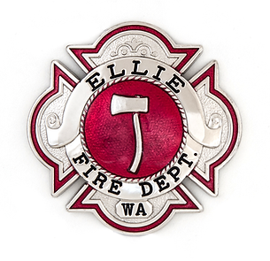 Fire Department Badges of all styles and metals