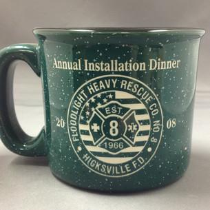 Installation Dinner Mug