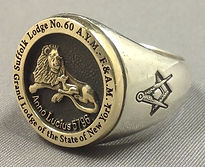 Custom Rings for your Organization