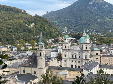 Warum ist Salzburg so italienisch?