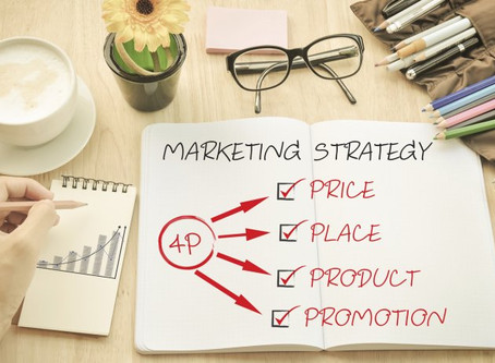 Las 4 P del marketing