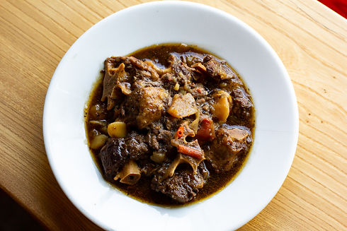 Famous Oxtail Stew