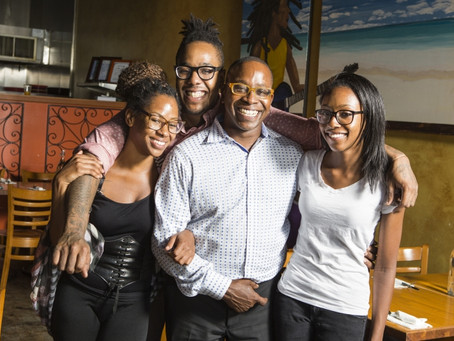 Seattle's Child - Food tastes better together for Island Soul restaurateur Theo Martin...