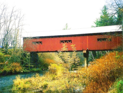 Poetic Interlude: The Bridge of Last Goodbyes
