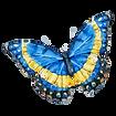 Borboleta Aquarela 10
