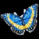 Akwarela Butterfly 10