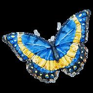 Watercolor Butterfly 10