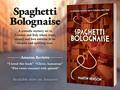 Spaghetti Bolognaise is served!