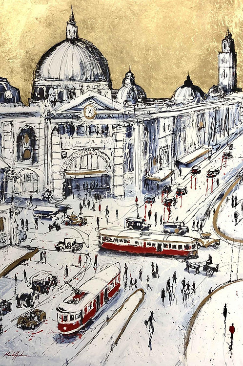 Mark Hanham (1978-)