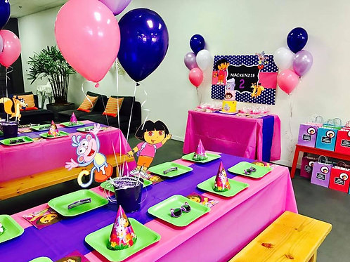 Buy Your Best Friend's Little One A Party Package