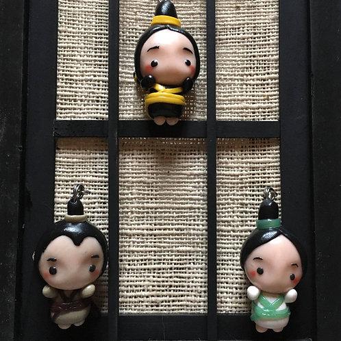 Samuraï kawaii