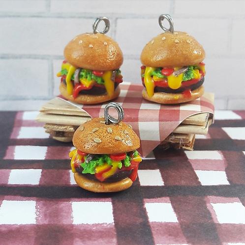 Hamburger réaliste