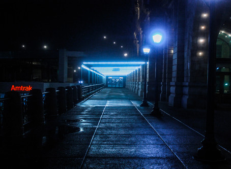 Running in the dark? Do it safely