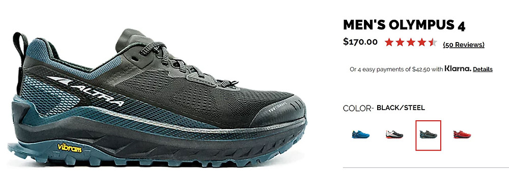 Yes, this is an expensive trail running shoe, but I think the Altra Olympus 4 is worth every penny