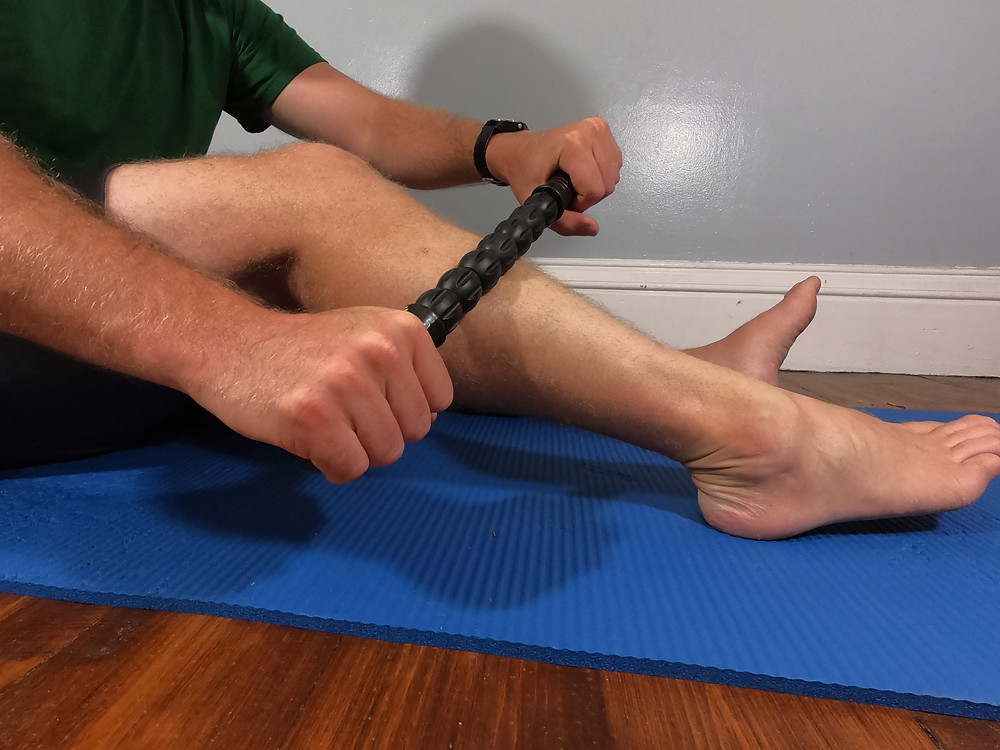The stick is a great tool to use when you're looking for a quick but powerful massage during your running recovery.