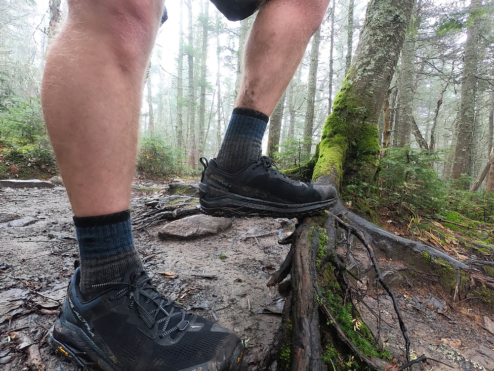 Overall I think the Altra Olympus 4 is the best trail running shoe I've ever run in.