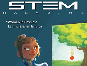 Women In Physics Featured in STEM Magazine
