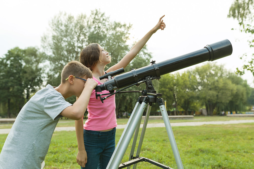 international space day STEM activities young children science math technology engineering