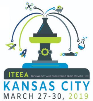 ITEEA Showcase Kansas City 2019 STEM education science math technology engineering