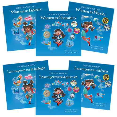 Women in Science English and Spanish Paperback Set