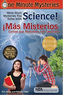 Science Naturally bilingual gift idea spanish english STEM science mystery holday gift guide stocking stuffer free shipping teachers