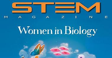 Women in Biology Featured in STEM Magazine