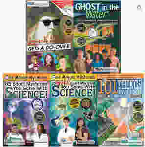STEM summer reading learning math science