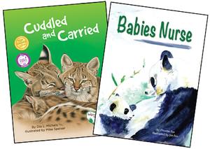 cuddled and carried babies nurse platypus media