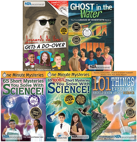 Science Explorations Book Set