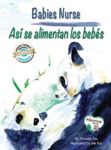 Babies Nurse / Así se alimentan los bebés platypus media summer learning loss STEM reading book recommendations children