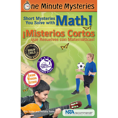 Bilingual Math Mysteries