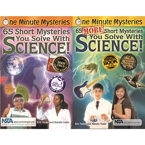 Science Sleuth Book Set
