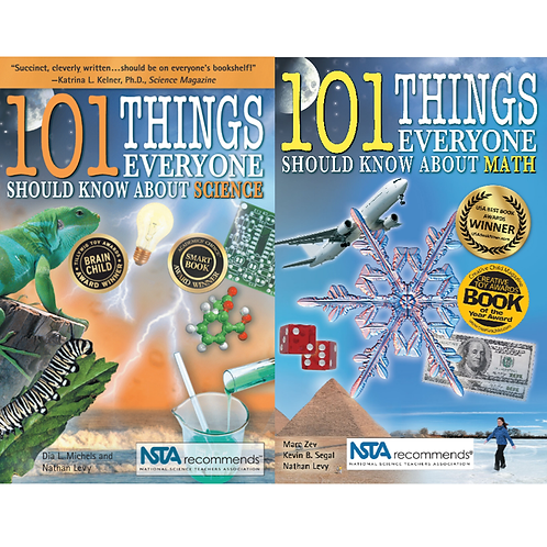101 Things Everyone Should Know... Book Set