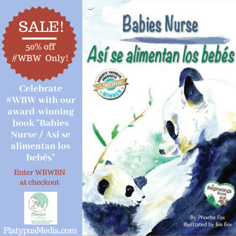 babies nurse platypus media nursing childrens literature