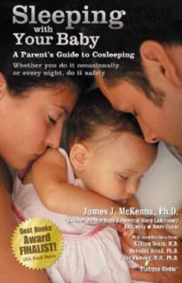 Sleeping with your baby parent guide attachment parentin cosleeping bed sharing