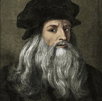 Leonardo da Vinci's Birthday (and a discount)!