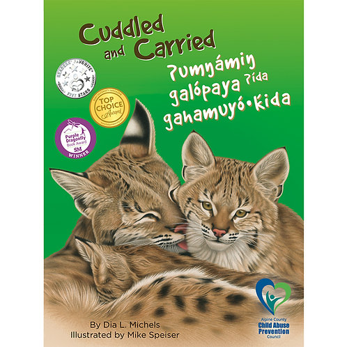 Cuddled and Carried / ?umngaming galopaya ?ida gahamuyo-kida