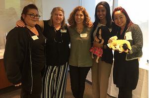 Dia Miichels Platypus Media conferences talks breastfeeding nursing attachment parenting conferences