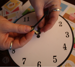 daylight saving time kids learning counting telling time activities science naturally