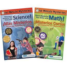 Science Naturally Books Make STEM Subjects Accessible