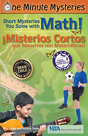 Misterios Corto espanol mystery of te month STEM math