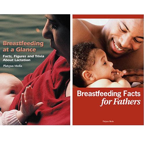 Breastfeeding Booklet Set