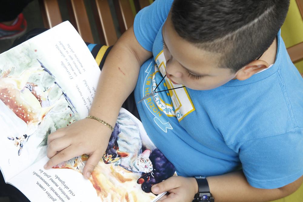 Chispa project science naturally platypus media literacy worthy cause books honduras