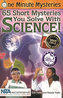 Science Naturally STEM science gift idea holday holidays stocking stuffer free shipping middle school home schoolers mysteries