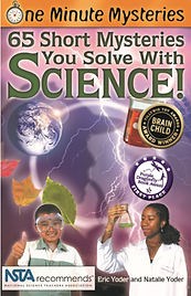 Mystery of the Month STEM science