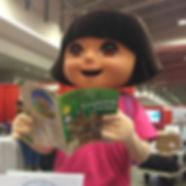 Dora the explorer latino literacy