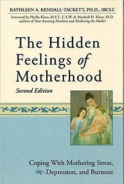 Hidden Feelins of Motherhood Kathleen Kendall Testimonial Platypus Media