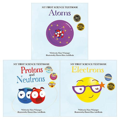All About Atoms Hardback Set