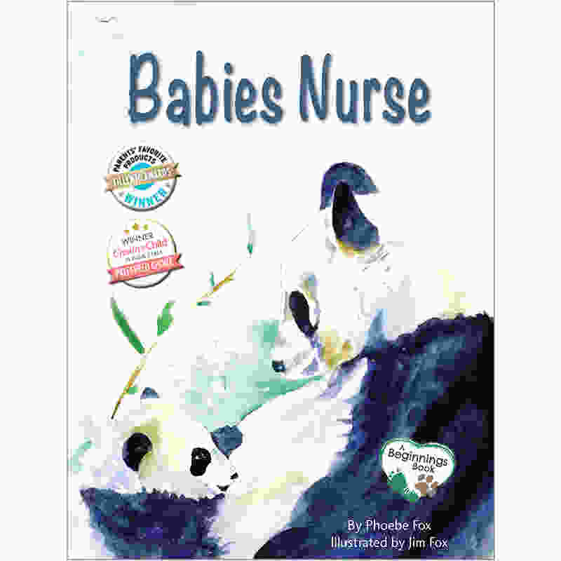 babies nurse, science naturally, attachment parenting, early education
